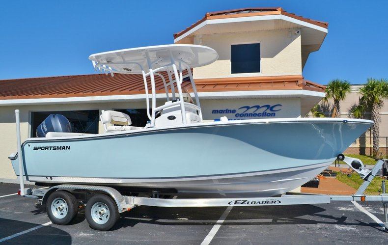New 2015 Sportsman Heritage 211 Center Console boat for sale in West Palm Beach, FL