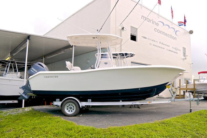 New 2014 Tidewater 216 CC Adventure Center Console boat for sale in Miami, FL