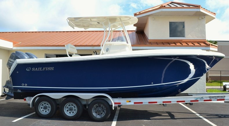 New 2015 Sailfish 240 CC Center Console boat for sale in West Palm Beach, FL