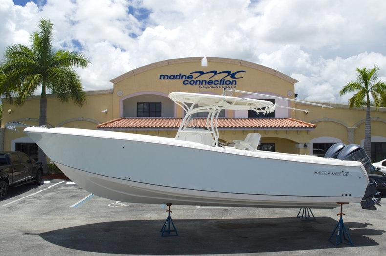 New 2014 Sailfish 320 Cc Center Console Boat For Sale In