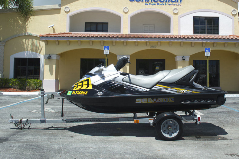 Used 2008 Sea-Doo RXT 215 boat for sale in West Palm Beach, FL