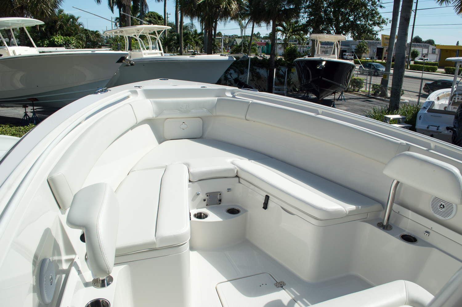 New 2015 sailfish 290 cc center console boat for sale in for Burns motors in mission tx