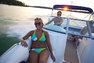 Thumbnail 3 for New 2015 Hurricane SunDeck SD 187 OB boat for sale in Vero Beach, FL