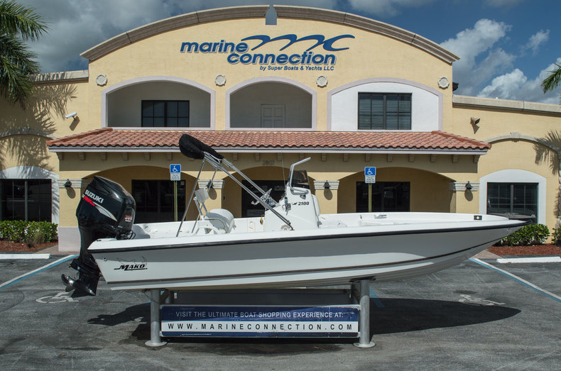 Used 1999 Mako BayShark 2100 boat for sale in West Palm Beach, FL