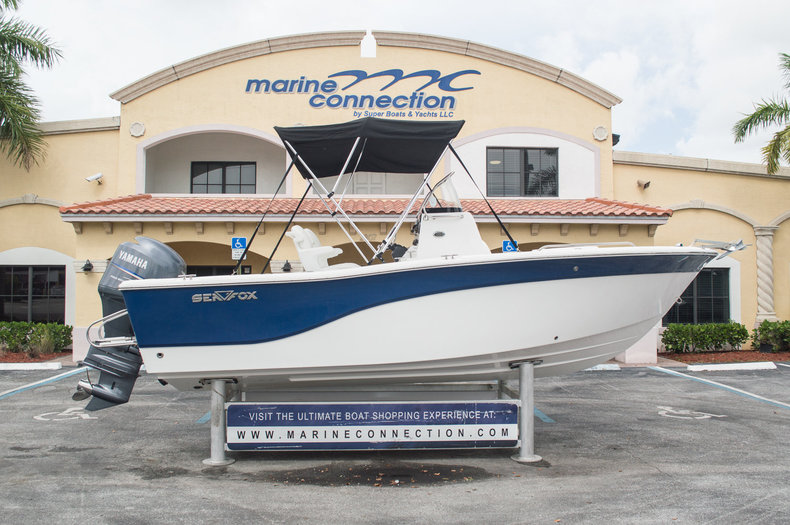 Used 2011 Sea Fox 206 Center Console boat for sale in West Palm Beach, FL