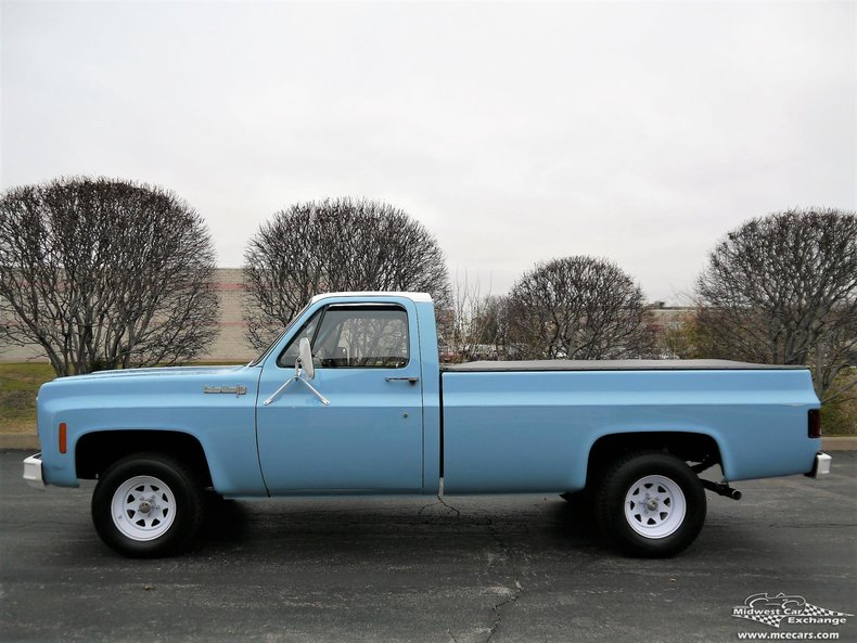 1973 Chevrolet C/K 10 Series