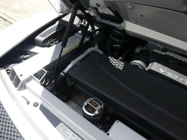 2011 2011 Audi R8 For Sale