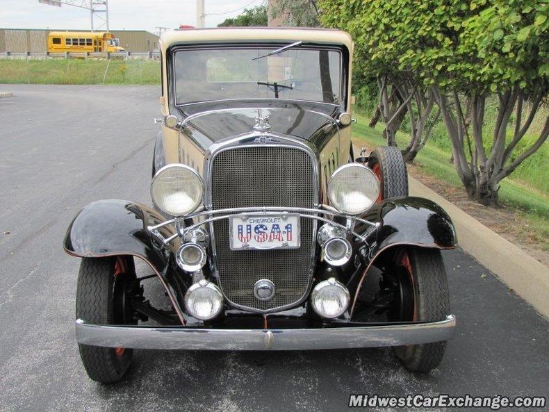 1932 Chevrolet 5 Window Sport Coupe