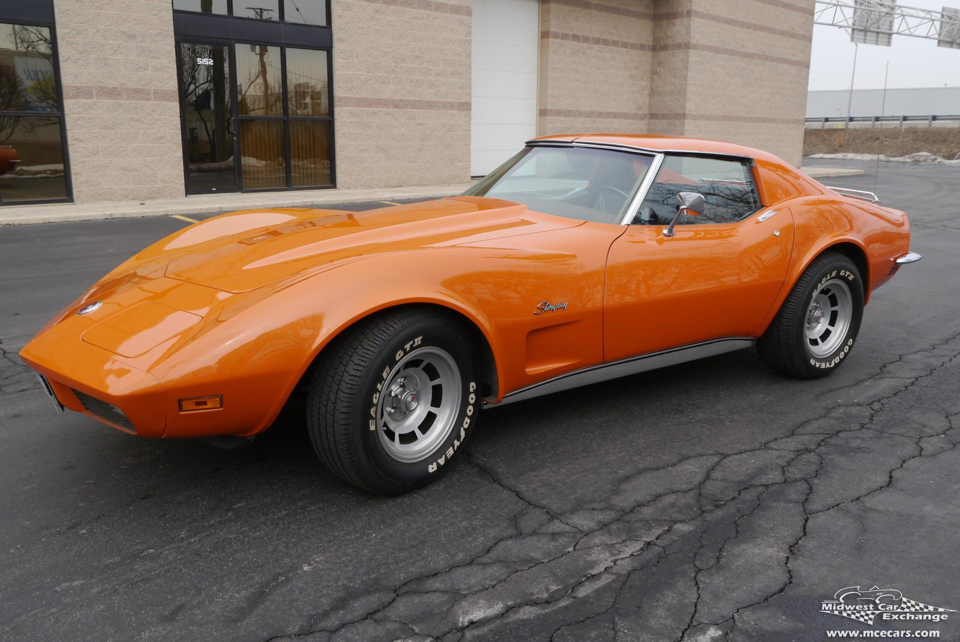 Picture of 1973 chevrolet corvette coupe exterior - 1973 Chevrolet Corvette Coupe