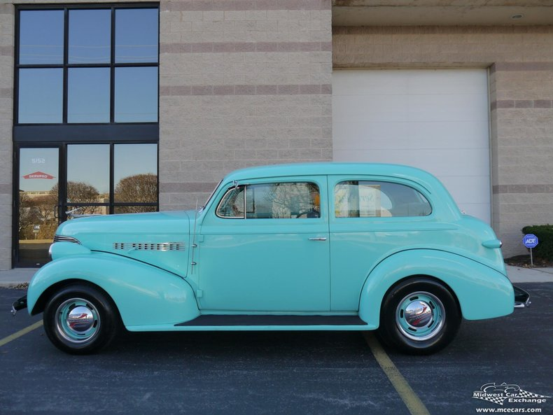 "1939 Chevrolet Master Deluxe ""ja"""