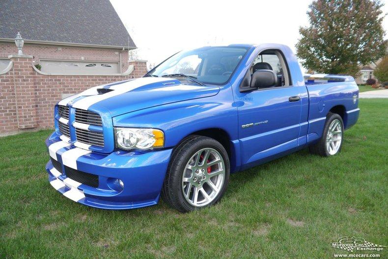 dodge srt viper truck midwest car exchange