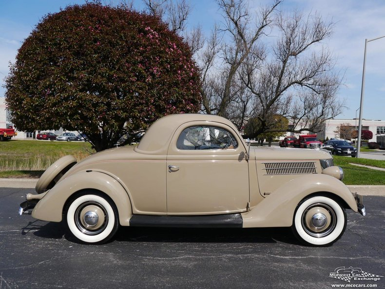 Sold inventory midwest car exchange for 1936 3 window coupe