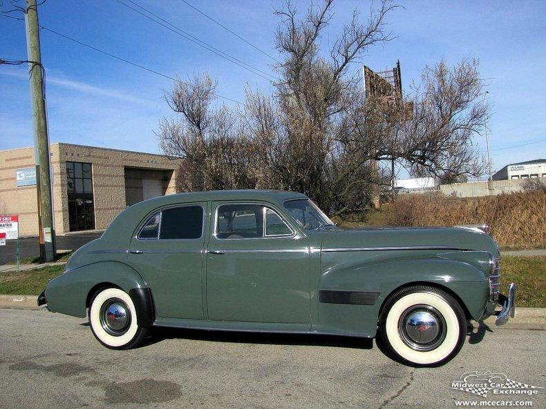 Sold inventory midwest car exchange for 1940 oldsmobile 4 door sedan