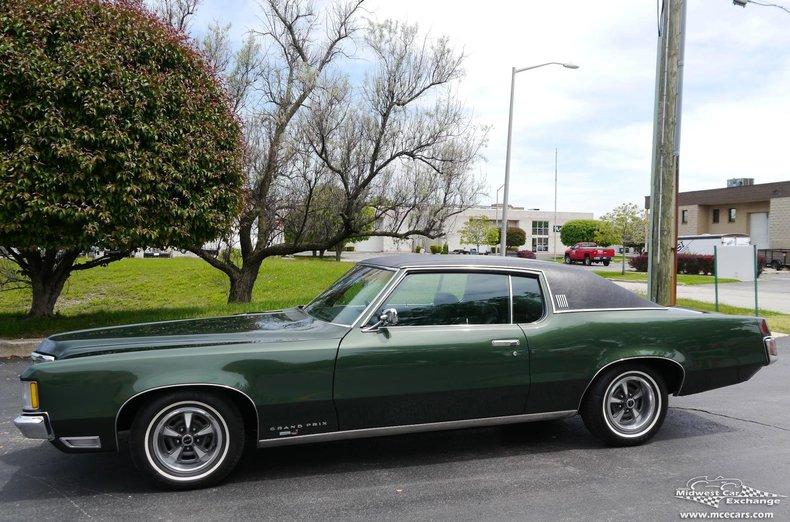 """1969 Pontiac Grand Prix """"J"""""""