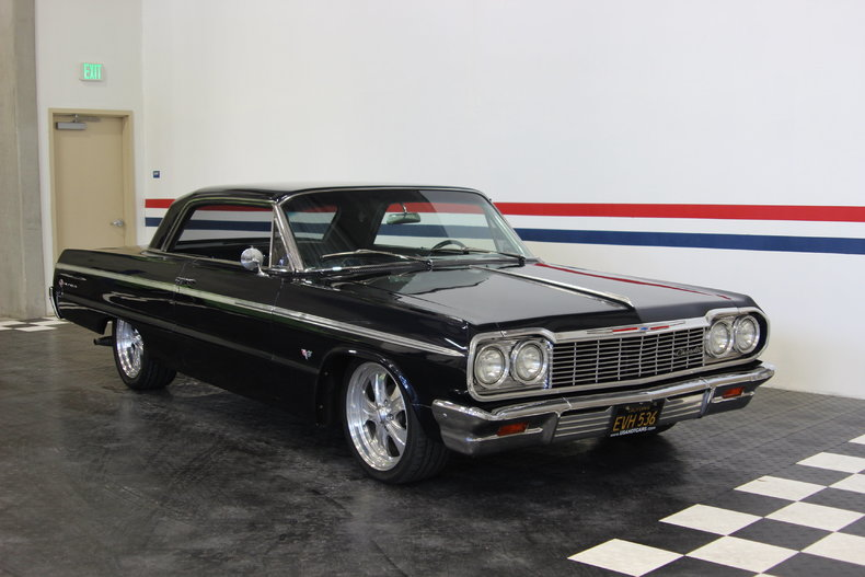 1964 chevrolet impala ss classic convertibles trucks and muscle cars for sale bay area