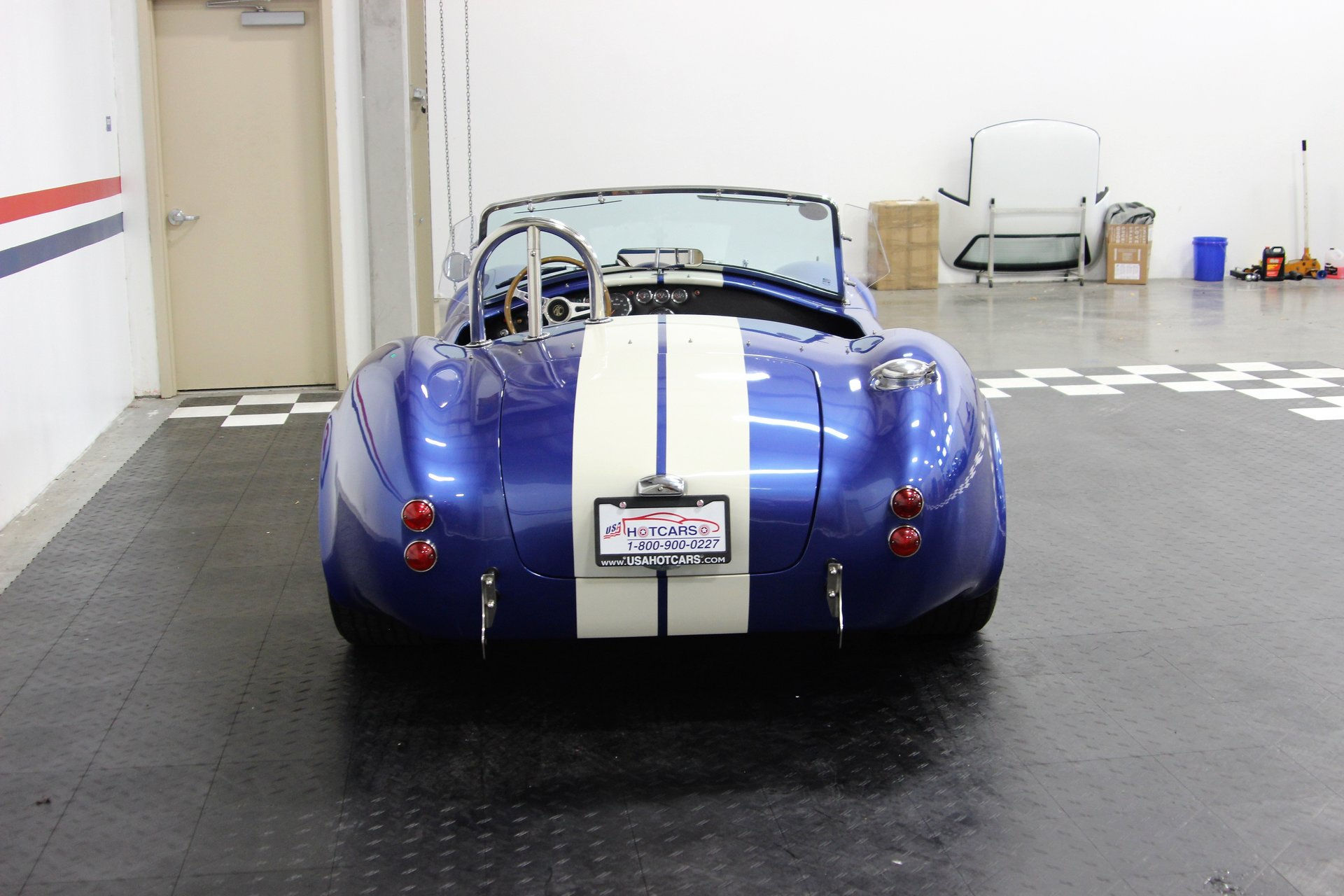 Backdraft cobra