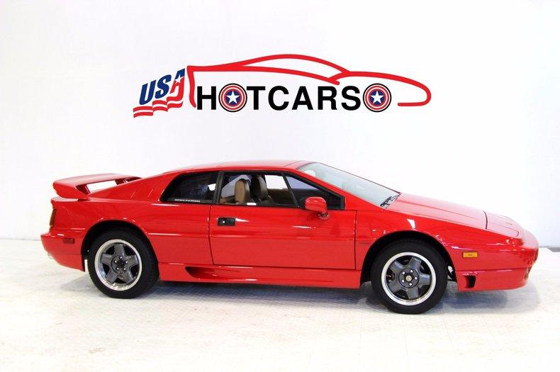 1993 Lotus Espirit Turbo