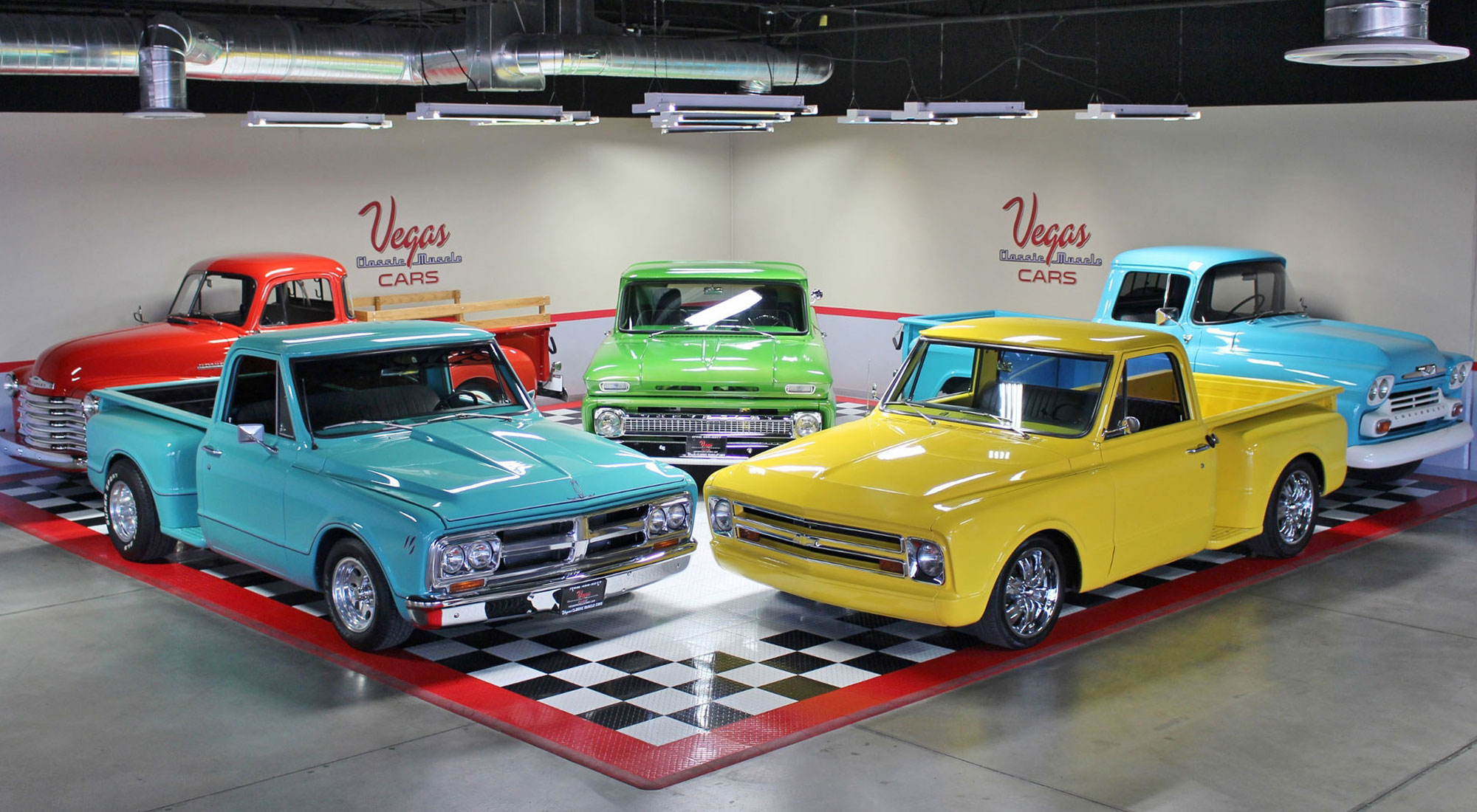 West Coast Custom Cars For Sale >> Classic Cars & Muscle Cars For Sale in Las Vegas NV