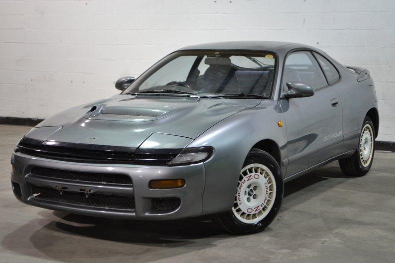 1992 Toyota Celica GT-Four RC