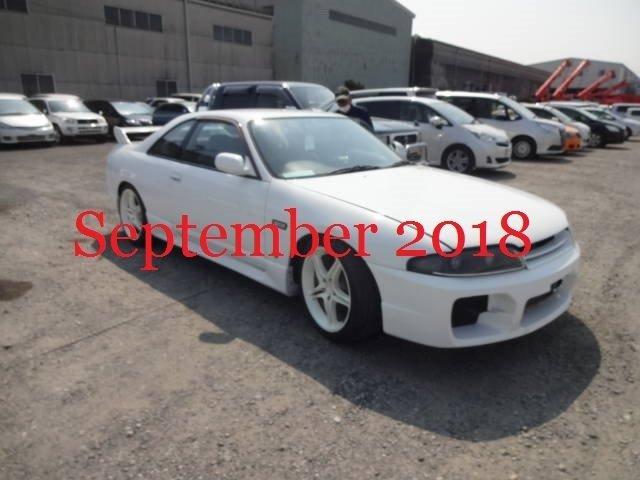 1993 Nissan Skyline GTS25