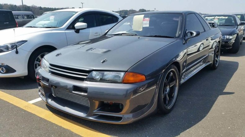 1991 Nissan Skyline GTR Nismo