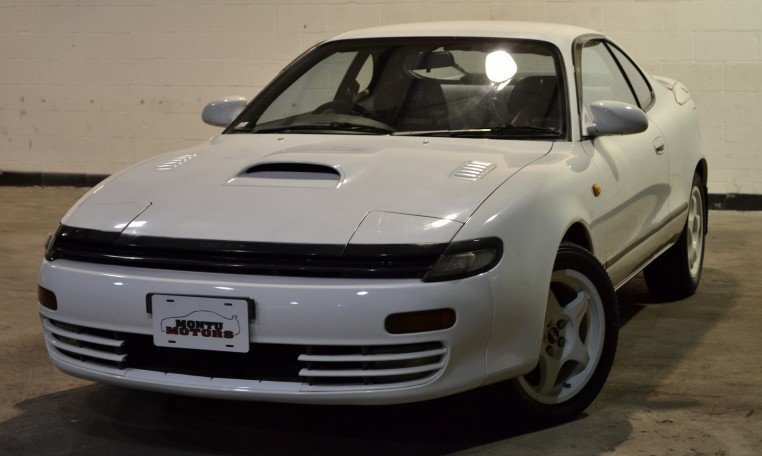 1989 1989 Toyota Celica GT-Four For Sale