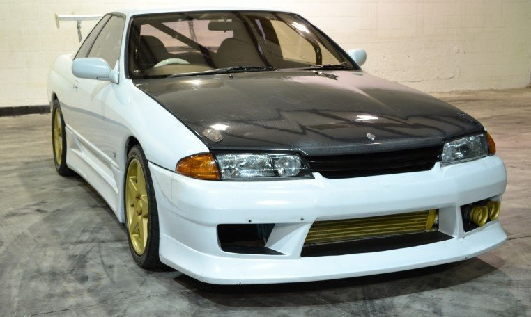 1990 1990 Nissan Skyline GTS-T For Sale