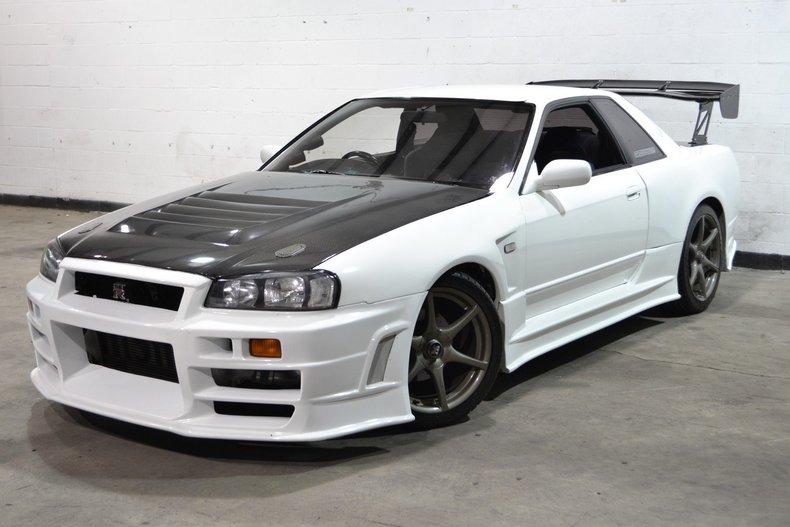 1989 Nissan Skyline Gtr Montu Motors