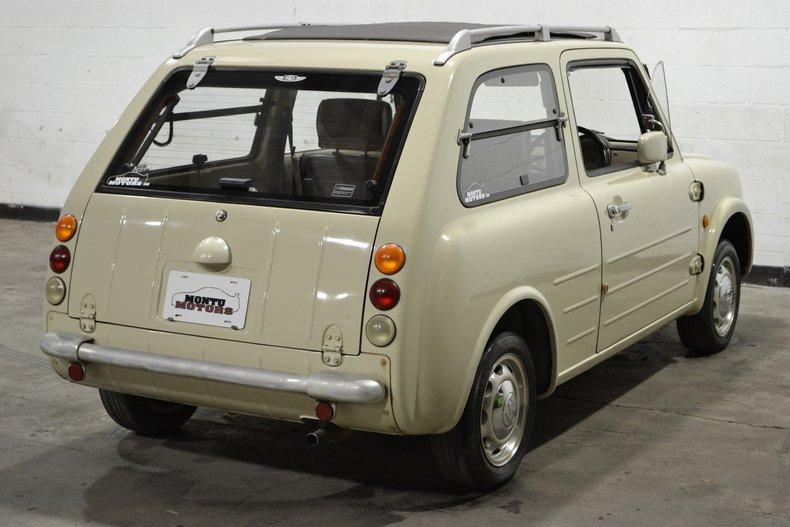 1989 Nissan Pao Montu Motors