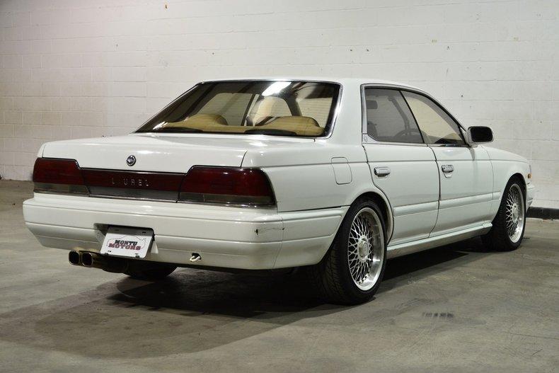 1989 1989 Nissan Laurel Medalist For Sale