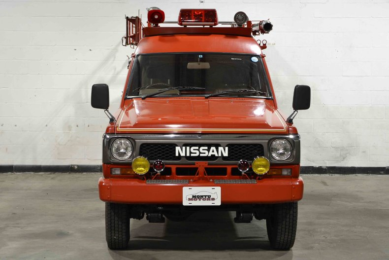 1990 1990 Nissan Safari For Sale