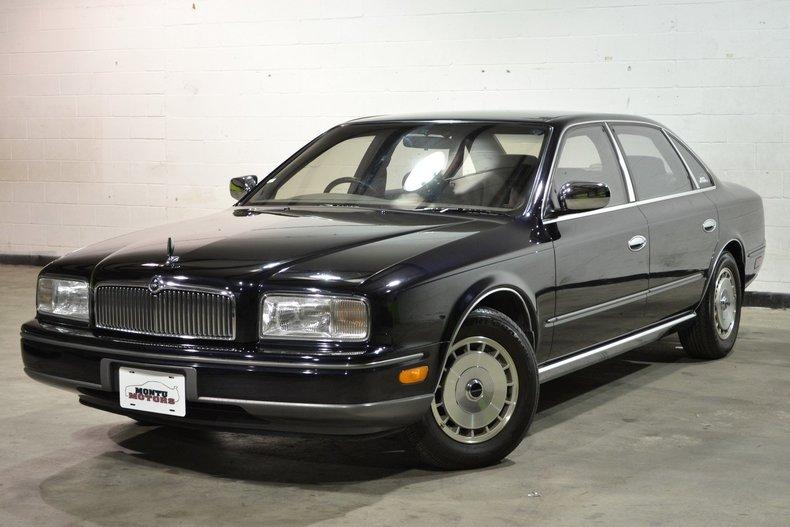 1990 Nissan President Sovereign
