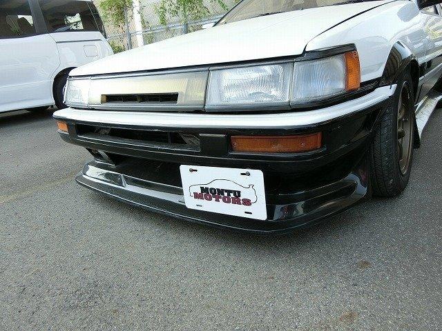 1986 Toyota Corolla Ae86 Montu Motors