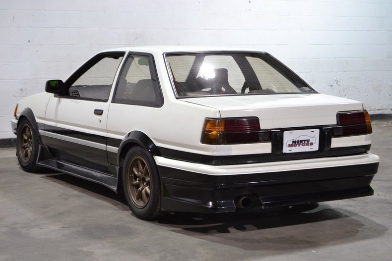 1986 1986 Toyota Corolla AE86 For Sale
