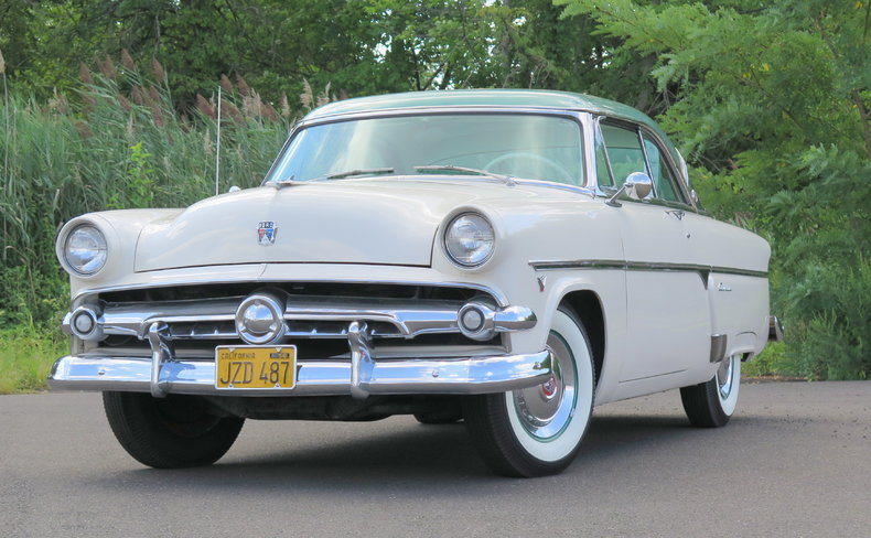 1954 1954 Ford Victoria For Sale