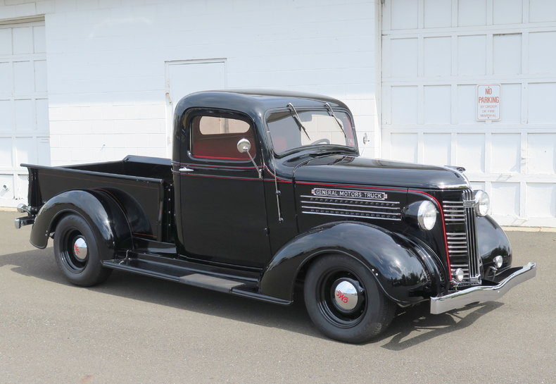 1937 Gmc 1 2 Ton Pickup Old Forge Motorcars Inc