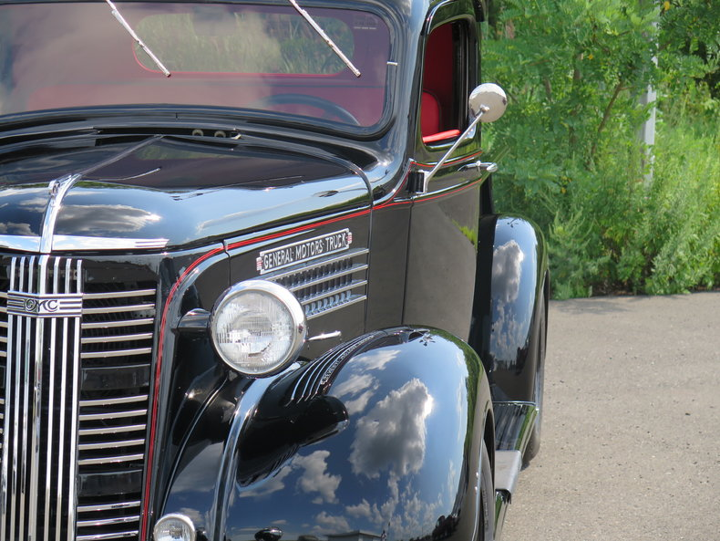 1937 1937 GMC 1/2 Ton Pickup For Sale