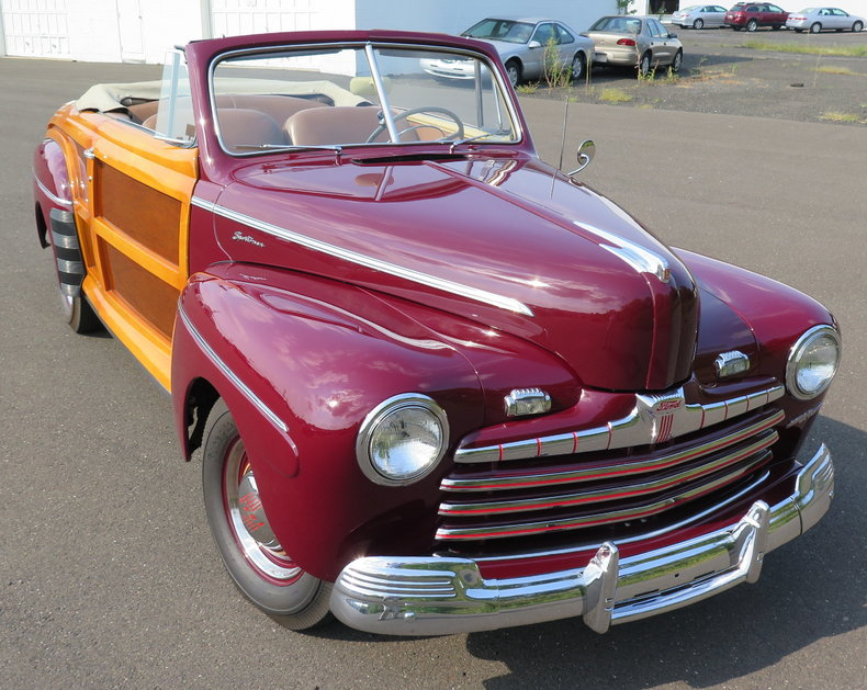 1946 1946 Ford Super Deluxe Sportsman For Sale