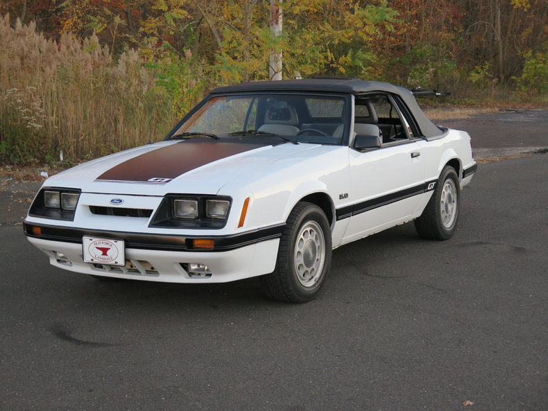 1985 1985 Ford Mustang For Sale
