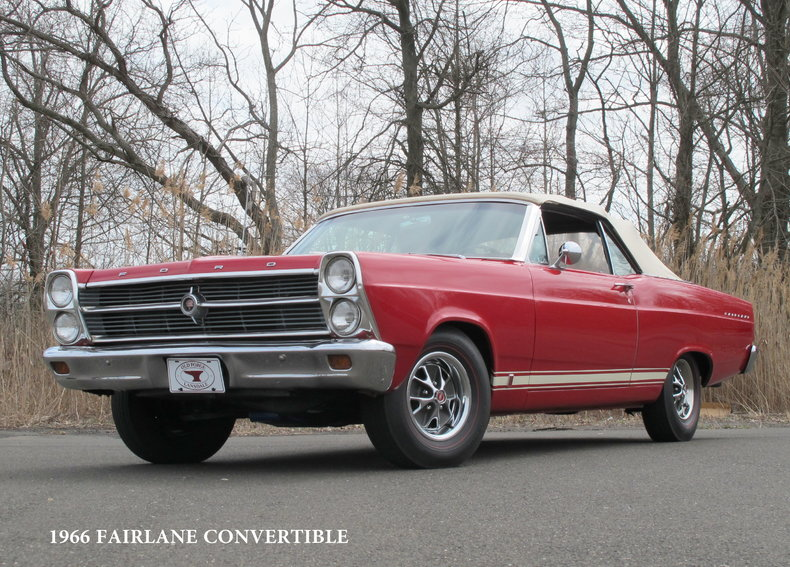 1966 1966 Ford Fairlane 500 For Sale