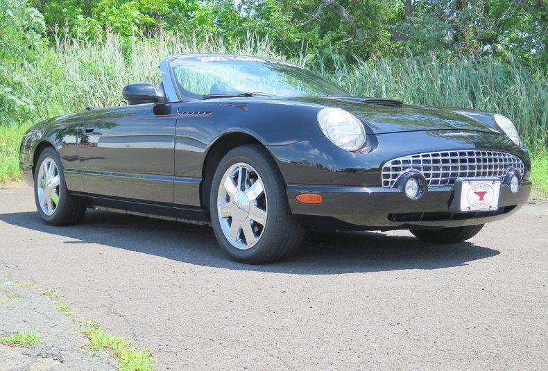 2002 2002 Ford Thunderbird For Sale