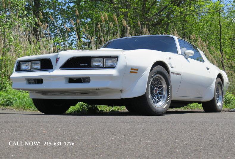 1978 1978 Pontiac Trans Am For Sale