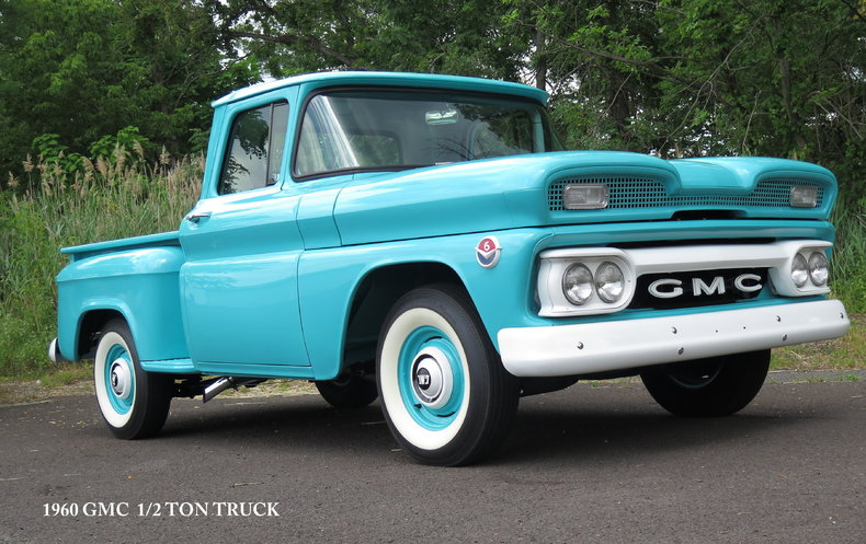 1960 GMC 1/2 Ton Pickup