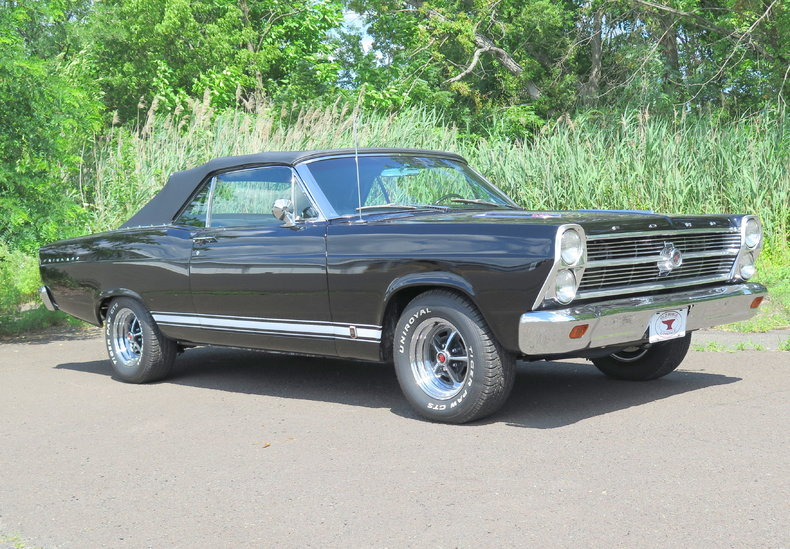 1966 Ford Fairlane XL