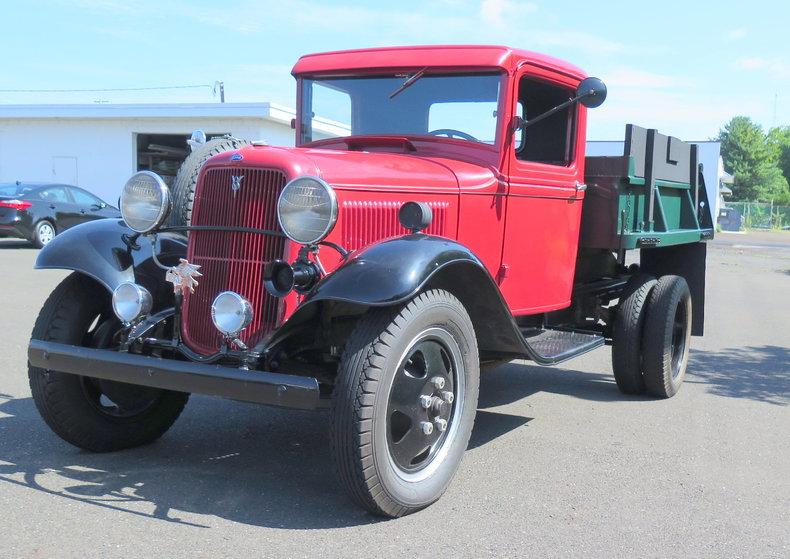 1934 Ford Model BB Dump