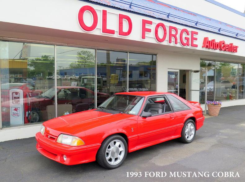 1993 Ford Cobra