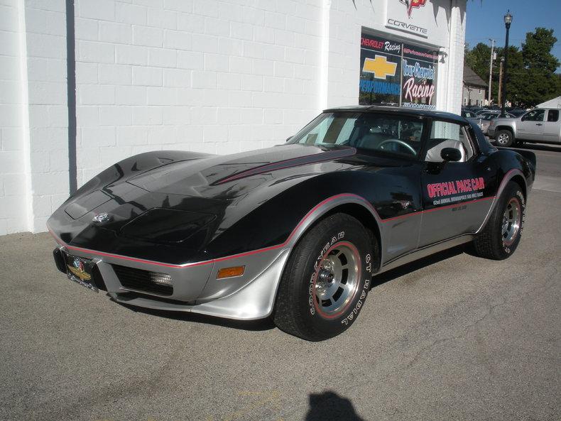 1978 1978 Chevrolet Corvette Pace Car For Sale