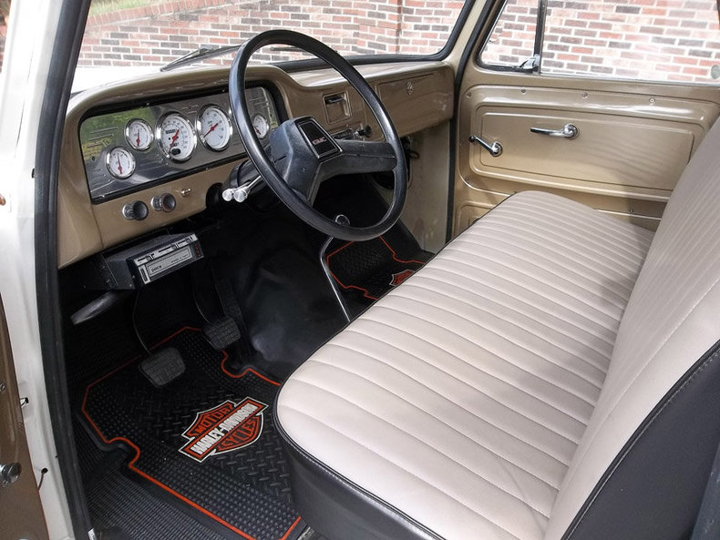 1965 1965 GMC 1/2 Ton Pickup For Sale