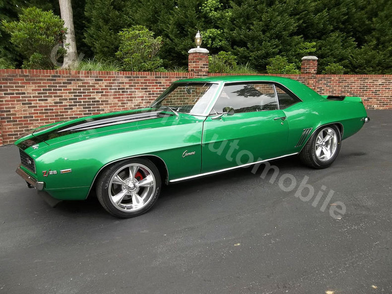 1969 1969 Chevrolet Camaro RS For Sale