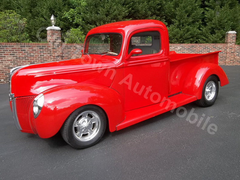 1940 1940 Ford Pickup For Sale